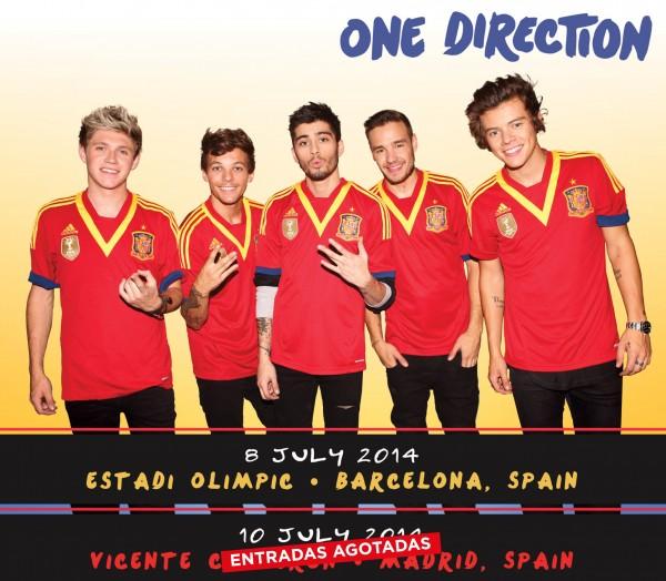 entradas WWT - agotadas - Madrid