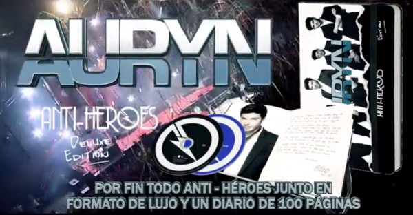 Auryn - Adelanto DVD edición Anti - Heroes Deluxe (Teaser)