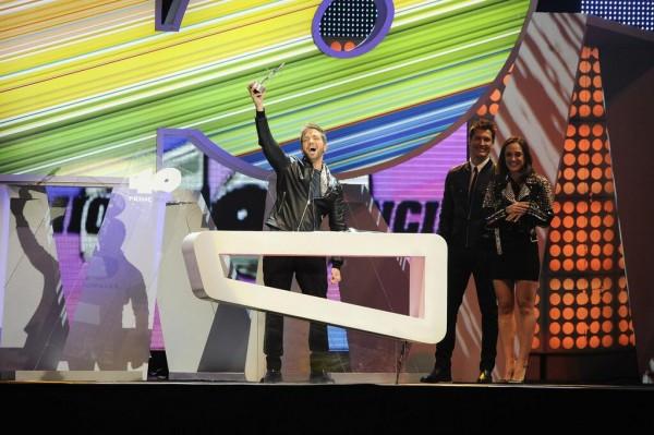 Pablo Alborán gran triunfador de los Premios 40 Principales 2013
