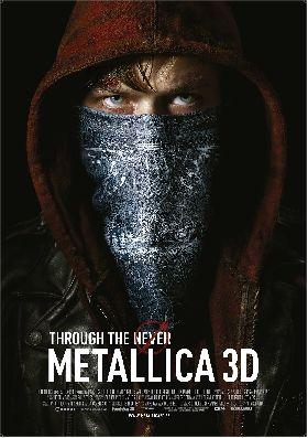 METALLICA 3D