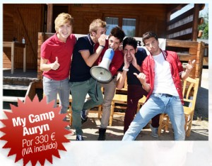 My Camp Auryn