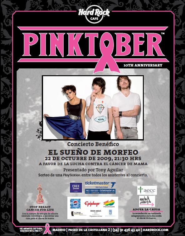 Cartel Pinktober