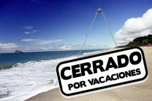 vacaciones verano 2013