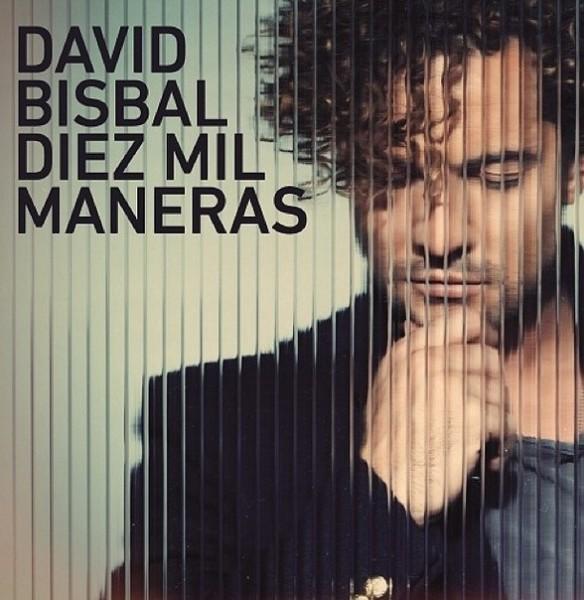 Hoy ESTRENO del nuevo single de David Bisbal 'Diez Mil Maneras'