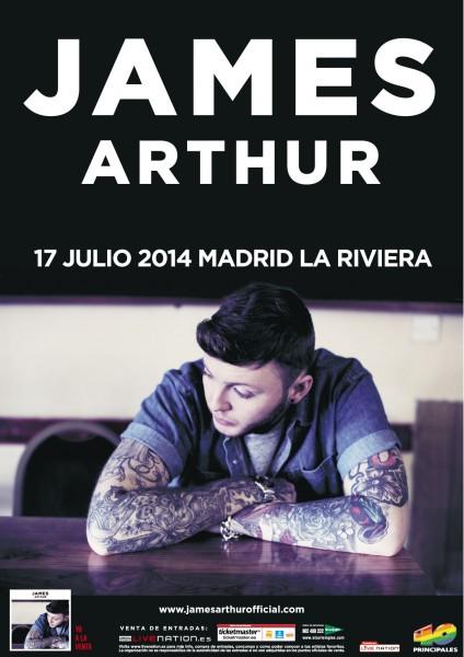 james-arthur-poster-20141