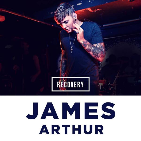 """James Arthur estrena el vídeeo oficial de su nuevo single """"Recovery"""""""