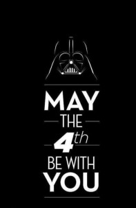 May The 4rth