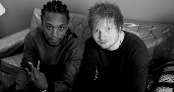 Ed Sheeran pone voz a su nuevo single de Lupe Fiasco