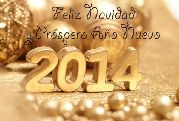 FELIZ NAVIDAD Y FELIZ 2014!