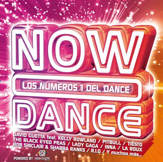 dance nuevo disco: