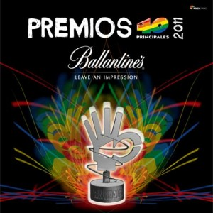 Premios 40 Principales 2011