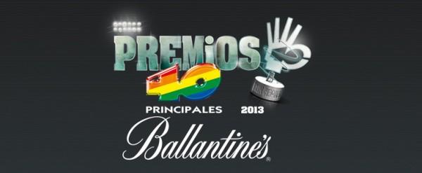 PREMIOS 40 PRINCIPALES
