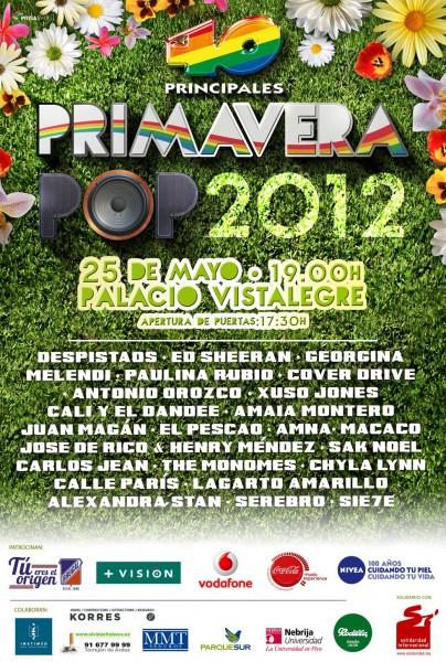 Primavera Pop 2012