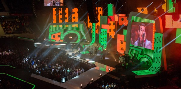 Retransmisiones de la Gala de los Premios 40 Principales 2013