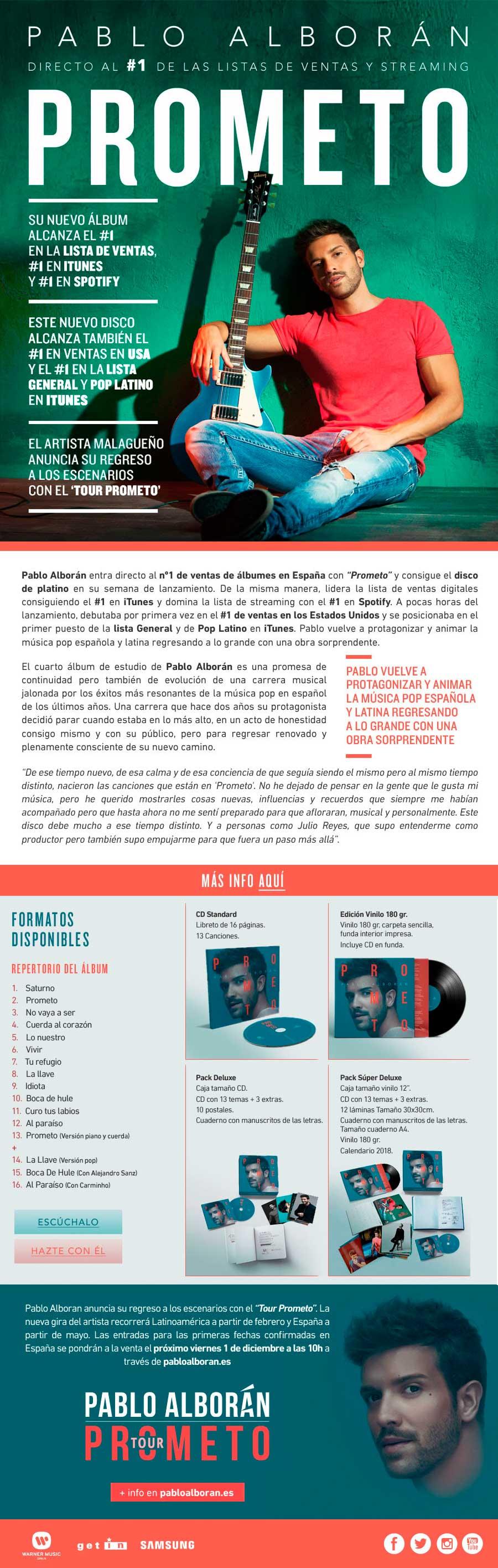 Saturno Pablo Alboran Letra Y Acordes