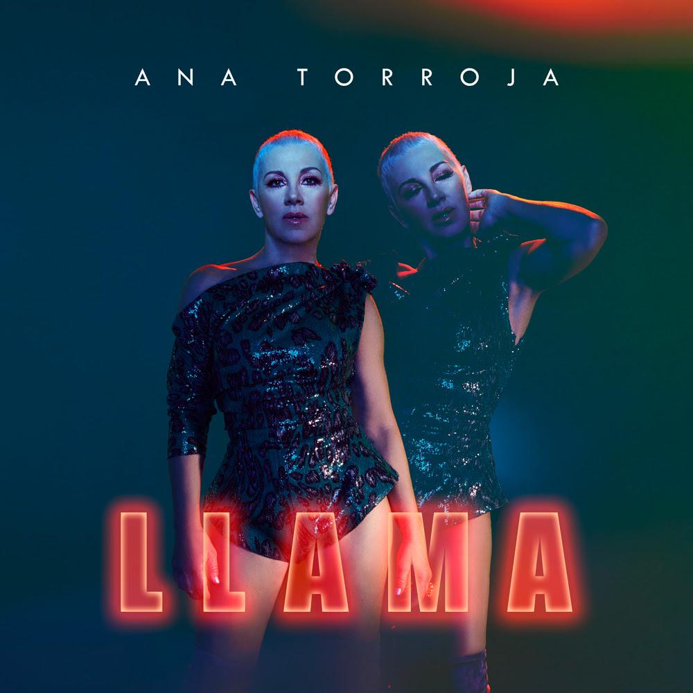 ana torroja - llama